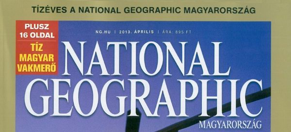 National Geographic Vakmerők