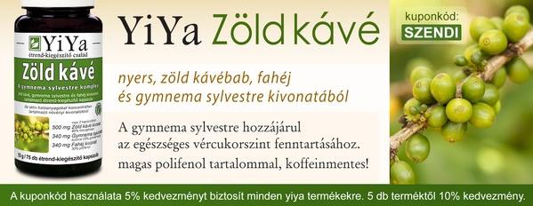 yiya étrend)